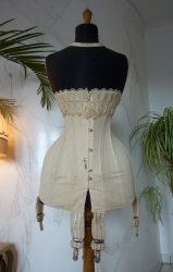 antique corset 1904