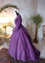 14 antique dress 1865
