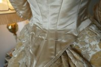 28 antique court dress 188
