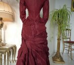 35 robe ancienne 1878