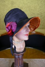 15 antique cloche 1926