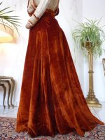 38d antique gown