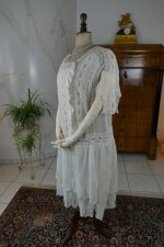 9 antique tea gown 1926