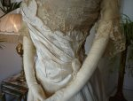 6 antique evening dress WORTH 1898