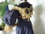 antique dress 1895 19