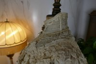 22 antique ALTMANN Battenburg lace dress 1904