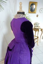 22a antique dress