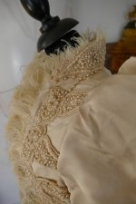 23 antique silk jacket 1895