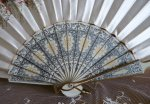 4 antique fan 1900