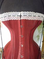 12 antique corset 1880