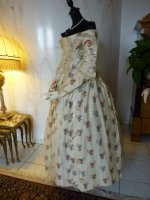 40 antique romantic period dress 1839