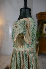 10 antique children dress 1856
