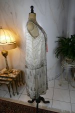 27 antique flapper evening dress 1920