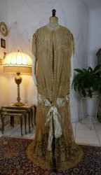 antique Drecoll Negligee 1912