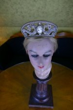 2 antique tiara 1910