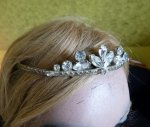 8 antique tiara 1910
