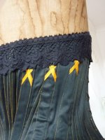 36 antique corset 1879