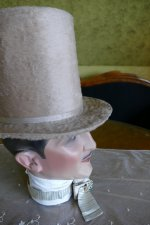 20 antique top Hat 1845