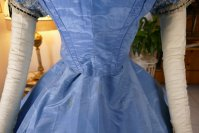 50 antique ball gown 1864