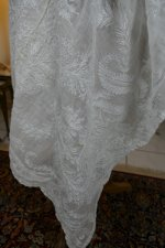 11 antique muselin shawl 1860