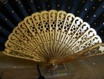 2 antique fan 1915