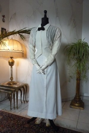 antique tennis dress 1910