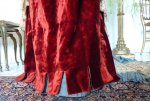 9 antique Ball gown 1876