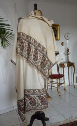 10 antique Paisley shawl 1815