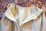 48antique dress Redfern 1901