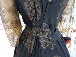 40 antikes Abendkleid 1913