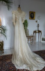 30 antique bridal gown