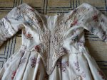58 antique romantic period dress 1839