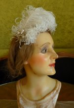 6 antique wax mannequin 1920