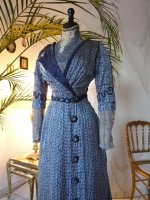 4 antique afternoon dress