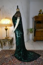 23 antique evening dress 1912