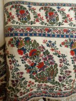 7 antique Paisley shawl 1815