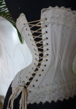 22 antique corset 1890