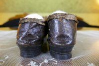 17 antique shoes 1840