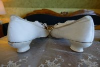 13 antique chevreau leather shoes