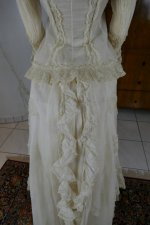 20 antique bustle lingerie 1880