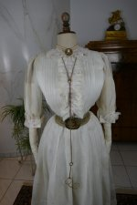 3 antique summer dress 1904