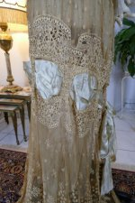 32 antique Drecoll Negligee 1912