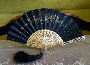 antique fan 1915