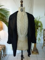 90 antique Worth jacket 1908