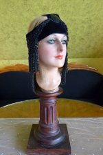 21 antique flapper headpice 1920