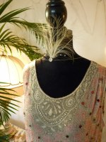 56 antique flapper dress 1926