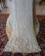 28 antique titanc era gown