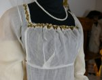 16 antique empire dress 1802