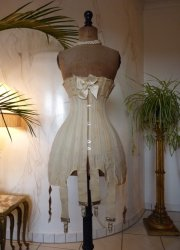 antique corset