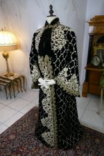 13 antique opera coat worth 1896